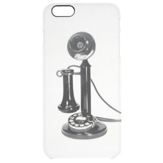 Candlestick iPhone 6+ Clear Case Uncommon Clearly™ Deflector iPhone 6 Plus Case