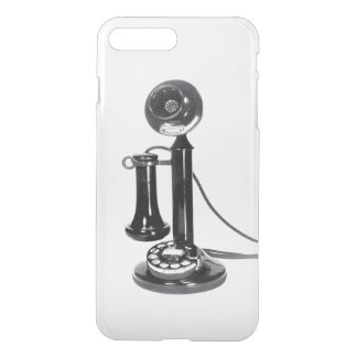 Candlestick iPhone X/8/7 Plus Clear Case