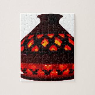 candlestick-tajine jigsaw puzzle