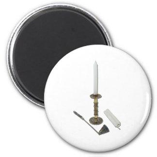 CandleStickGemmedSnuffer123111 Magnet