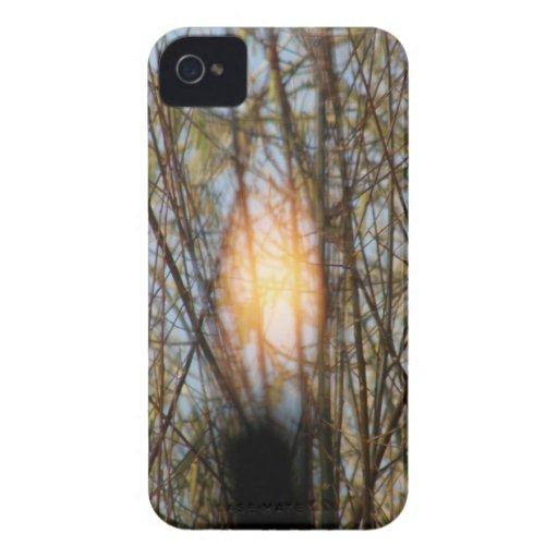 CandleWood Case-Mate iPhone 4 Carcasa