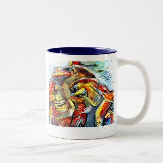 Candombe para José Two-Tone Coffee Mug