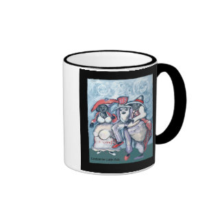 **Candombe** Ringer Mug