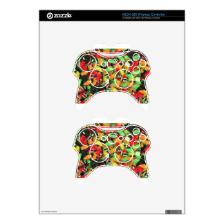 candy-1197-tl xbox 360 controller skin