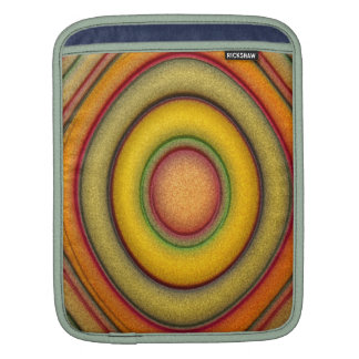 Candy Abstract Pattern Sleeves For iPads