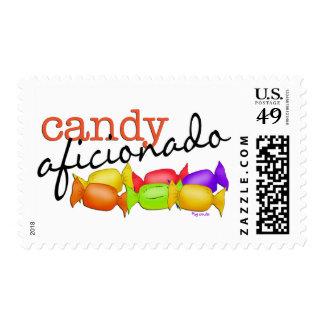 Candy Aficionado Stamp