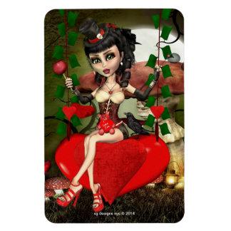 Candy Apple Love Gothic Lolita Flexi Magnet