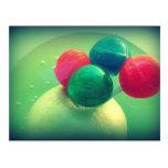 Candy Apple Postcard
