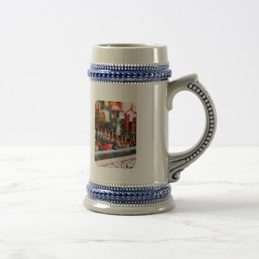 Candy Apples 18 Oz Beer Stein