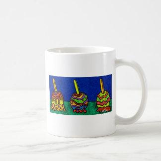 Candy Apples F by Piliero Coffee Mug