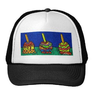 Candy Apples F by Piliero Trucker Hats