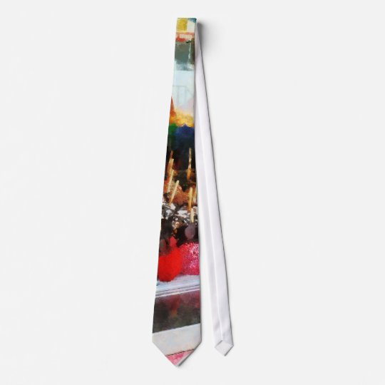 Candy Apples Neck Tie