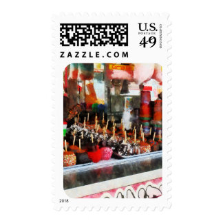 Candy Apples Postage