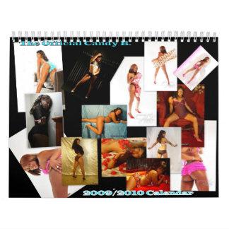 Candy B. Calendar