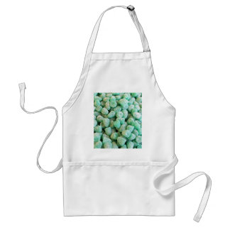 candy background adult apron