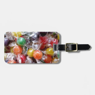 CANDY!!!! BAG TAG