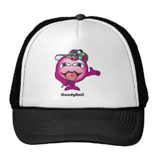 Candy Ball cap Trucker Hat