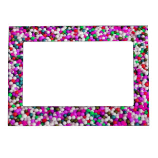 Candy Balls 3 Magnetic Picture Frame