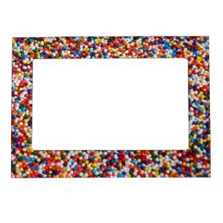 Candy Balls Magnetic Photo Frame