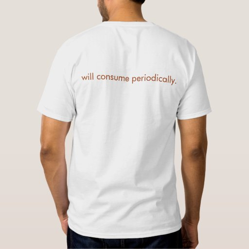 Candy Bar Periodically T-shirt