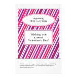 Candy Bar Wrapper | Valentine's Day Flyers