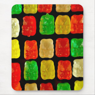 Candy Bears Mouse Pad