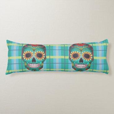 Candy Blue Body Pillow
