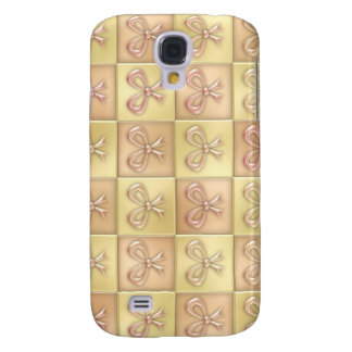Candy Box Bows Samsung Galaxy S4 Cover