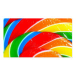 CANDY BOX Double-Sided STANDARD BUSINESS CARDS (Pack OF 100)