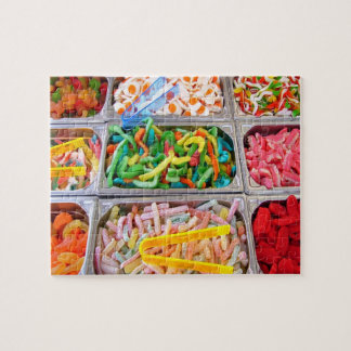 Candy Buffet Children's Puzzle