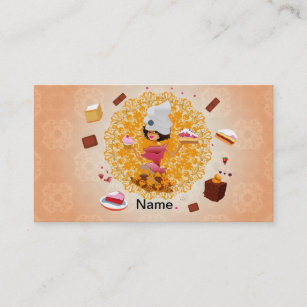 Candy business cards templates zazzle candy business card colourmoves