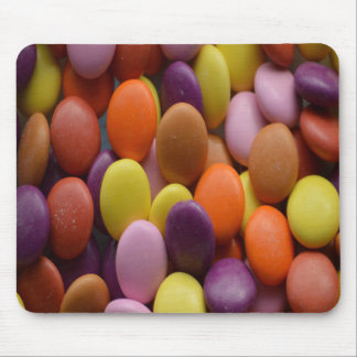 Candy Buttons Mouse Pad