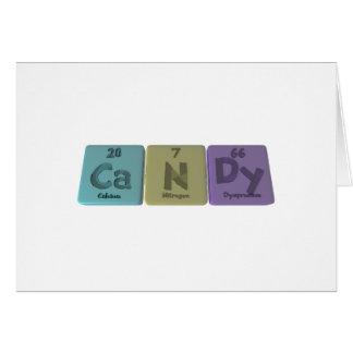 Candy-Ca-N-Dy-Calcium-Nitrogen-Dysprosium.png Tarjeta De Felicitación