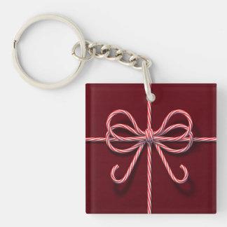 Candy Candy Bow Key Chain Acrylic Keychains