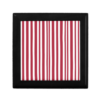 Candy-Cane #11 Keepsake Box
