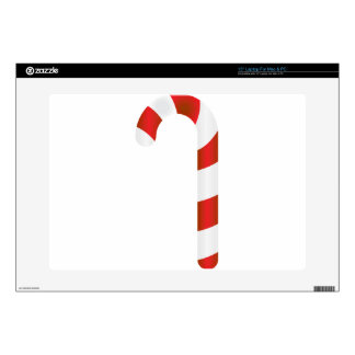 Candy Cane #2 Skin For Laptop