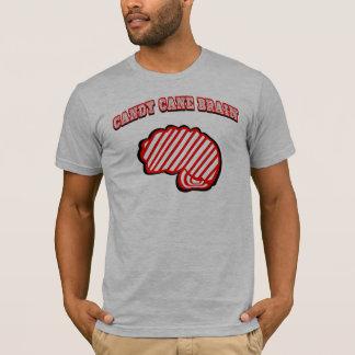Candy Cane Brain T-Shirt