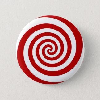 Candy Cane Button