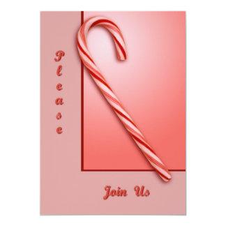 Candy Cane Card