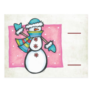 Candy Cane Card Holders Post Cards