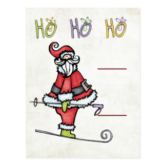 Candy Cane Card Holders Postcards