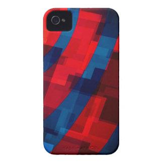 Candy cane Case-Mate iPhone 4 case