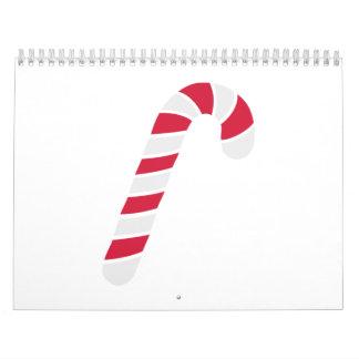 Candy cane Christmas Calendar