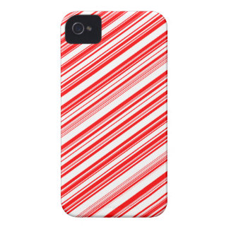 Candy Cane Christmas Designer BlackBerry Bold Case iPhone 4 Cases
