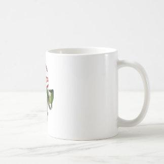 Candy Cane Classic White Coffee Mug