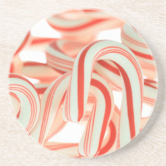 Candy Cane Coaster