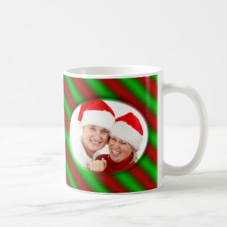 Candy Cane Coffee Mug