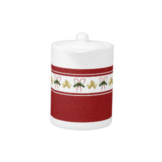 Candy Cane Coffee/Teapot