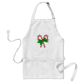 Candy Cane Collection Apron