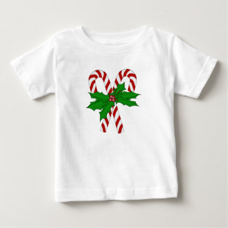 Candy Cane Collection Baby T-Shirt